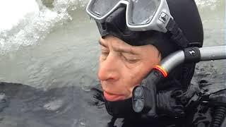 подо льдом