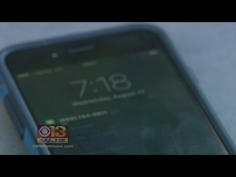 FCC Complaint: Baltimore Police Phone Trackers Disrupt Calls