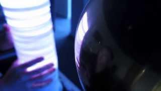 Glow Worm Table Lamp