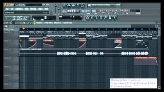 Massive Attack - Teardrop (FL Studio remake by CollectionFreak + Free Download)