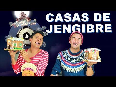 Casa de Jengibre RETO - ¡SALE MAL Nacierta  Pepe & Teo