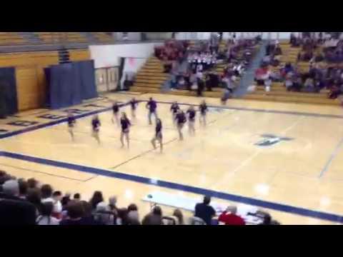 Banks dance team