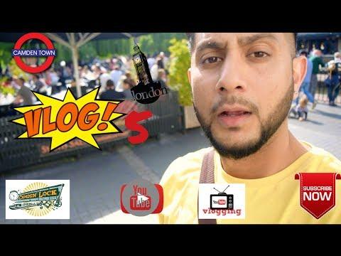 Vlog5 (Camden Town London)