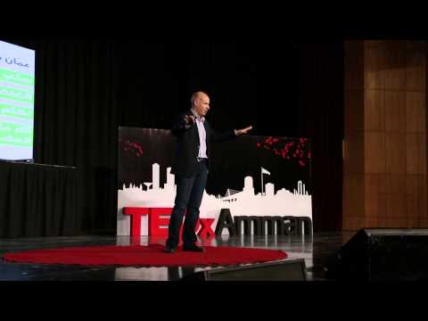 Urban transportation: The case of Amman: Hazem Zureiqat at TEDxAmman