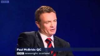 Paul McBride QC on Neil Lennon Celtic v Hearts assault verdict