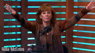 Reba talks to Ty, Kelly, and Chuck about New Orleans and Fun Road Trip Activities