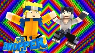 minecraft the dropper 03 naruto vs sasuke ft jean l