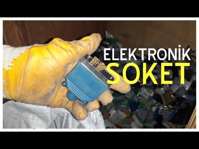 Soket Hurdası Nedir ve Elektronik Atıklar - HurdaPiyasasi.com