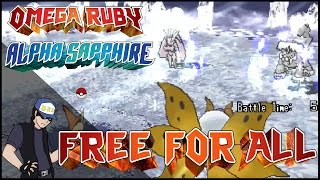 Pokemon ORAS Free For All: Nothing is True