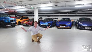 Which of My Cars Sounds the Best? Shmeemobile REV OFF!