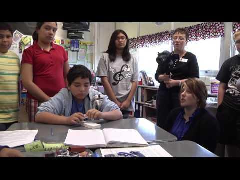 Heidi Harris classroom 6