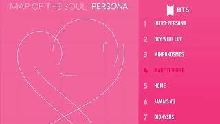 BTS (방탄소년단) - 'MAP OF THE SOUL: PERSONA' [FULL ALBUM]