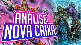 Six Samurais Meta!! Nova Box Warriors Unite!! Yu-gi-oh Duel Links