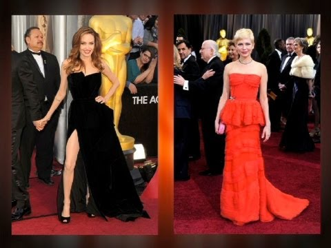 84th Oscars Red Carpet Wins And Fails Youtube