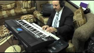 عزف اورغ - نضال الدويش - اغنية مجموعه انسان