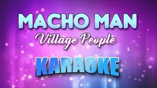Let's Sing: Macho Man - Village People (Karaoke, Instrumental, Lyri...