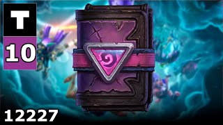 Hearthstone: Opening 10 Packs! Rise of the Shadows Packs