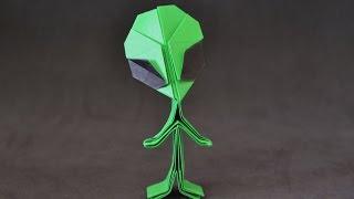 Origami: Alien ( Riki Saito )