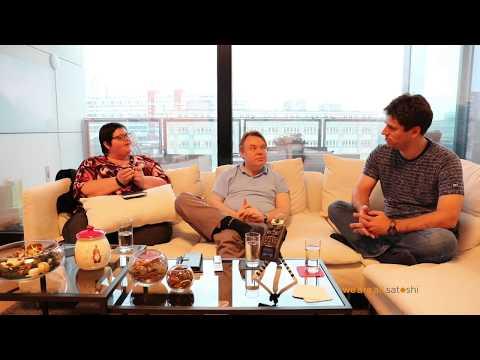 Rick Falkvinge, Christel Dahlskjær, and Arne Schwabe of PIA talk Bitcoin Communities