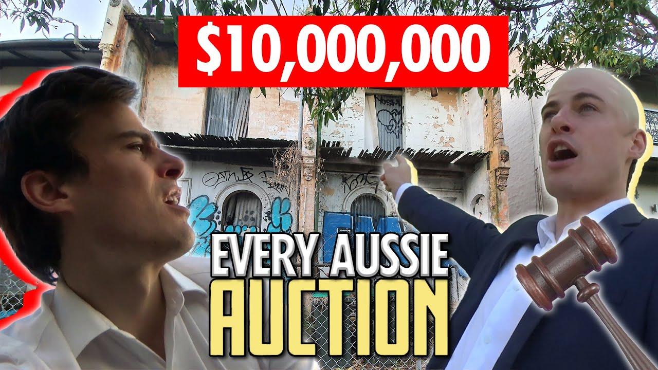 Every Aussie Auction