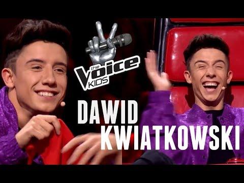 Dawid Kwiatkowski The Voice Kids - Best Moments/najlepsze momenty 9,10 odcinek