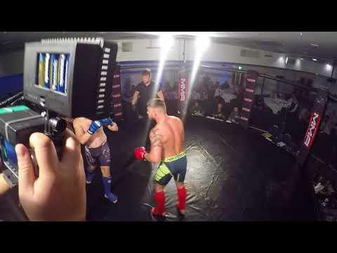 Ultra MMA   Leicester   Mike Burton VS Sam Anstee