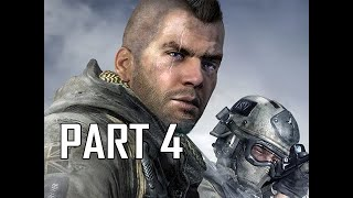 Call of Duty Modern Warfare 2 Remastered Walkthrough Gameplay Part 4 - Exodus