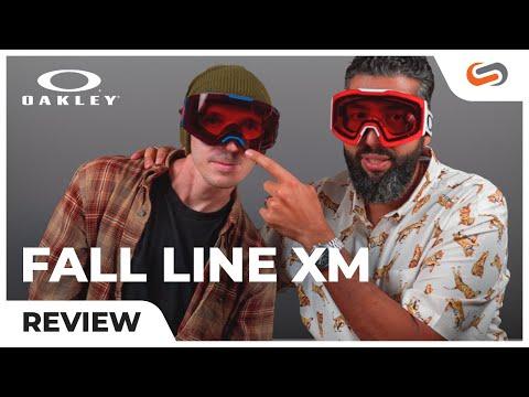 Oakley Fall Line XM Snow Goggle Review   SportRx