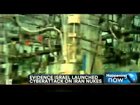 Stuxnet Worm Used Against Iran Was Tested In Israel