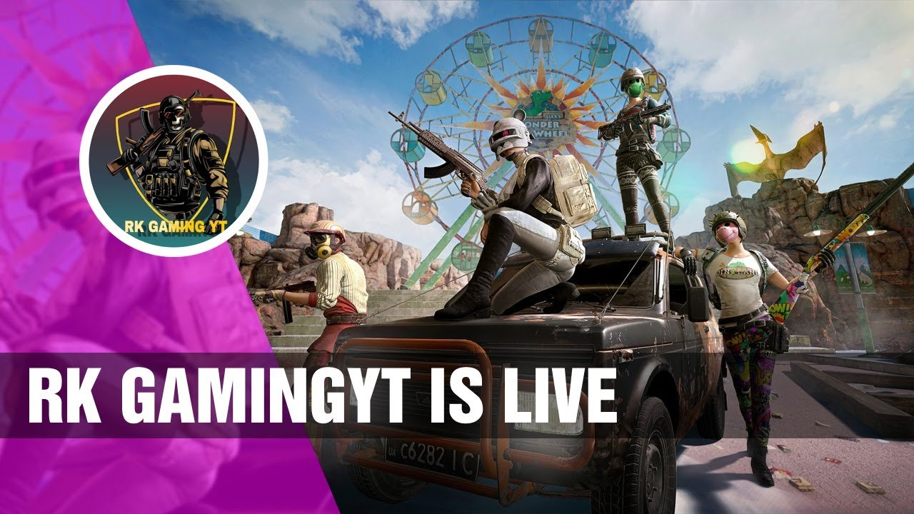 PUBG MOBILE MALAYALAM LIVE|🔥☣RK GAMINGYT☣🔥| GPAY/PHONEPE/PAYTM Donations On Screen | ROAD TO 6K🔥
