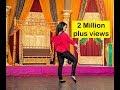 Nachan Farrate Maar Ke dance by Anjana Babbar | All is well ||