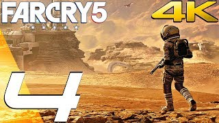 FAR CRY 5 Lost on Mars - Gameplay Walkthrough Part 4 - Best Weapons & Getting High [4K 60FPS ULTRA]