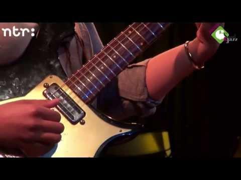 Jennah Bell, Hybrid & The Big Hunger - Mijke & Col live - 28-5-2014