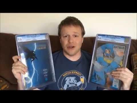 A Modern High-Grade Comic Haul: Preacher, Batman, Wolverine