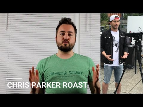 JMULV ROASTS CHRIS PARKER - Tales of my Product Being Ripped Off and Chris Being a Tool