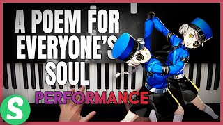 """""""The Poem For Everyone's Soul"""" from Persona 3 