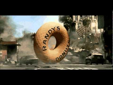LA Landmark Randy's Donuts - YouTube
