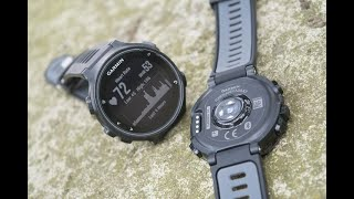 garmin Forerunner 735XT First look Review