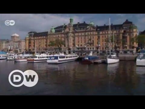 ستوكهولم - المدينة شبه العائمة | يوروماكس  - نشر قبل 1 ساعة