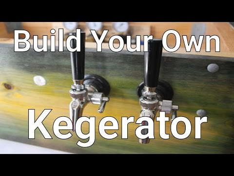 Kegerator: Build your own!