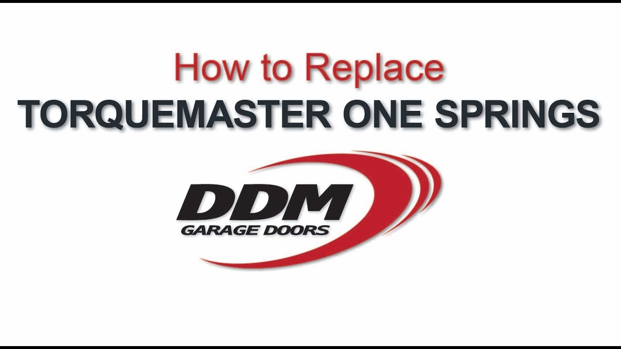 How to remove torquemaster spring liners youtube.