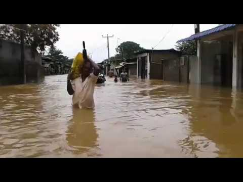 Sri lanka Weather Condition and Disaster Situation