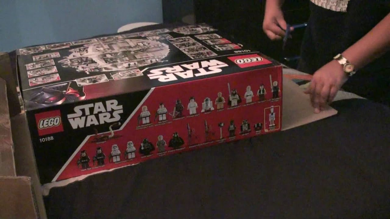 death star lego box - photo #28