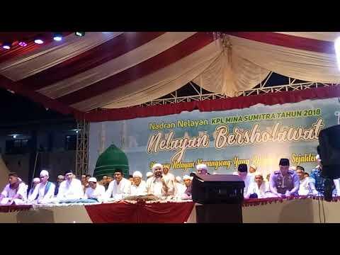 Ahbabul Musthofa Feat Habib Syech | Syi'ir Polisi & Kisah Sang Rosul | Nelayan Bersholawat 2018