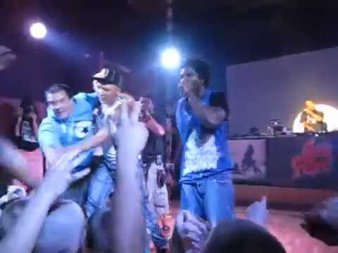 Das EFX Live @ MOD, Saint-Petersburg, Russia (16.06.2012)