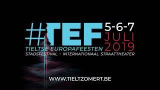 Tieltse Europafeesten 2019 | Tielt Zomert - Promospot