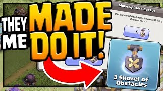 WHY I DID IT - Clash of Clans UPDATE Drama!