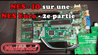 Installation du NES - IO de Borti4938 sur une NES Euro - 2e partie