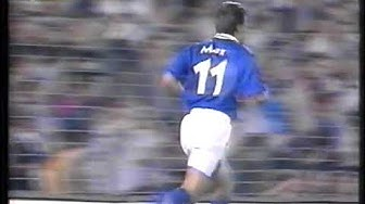 Schalke Uefa Cup 96 97 Alle Tore mit Orig  Kommentar