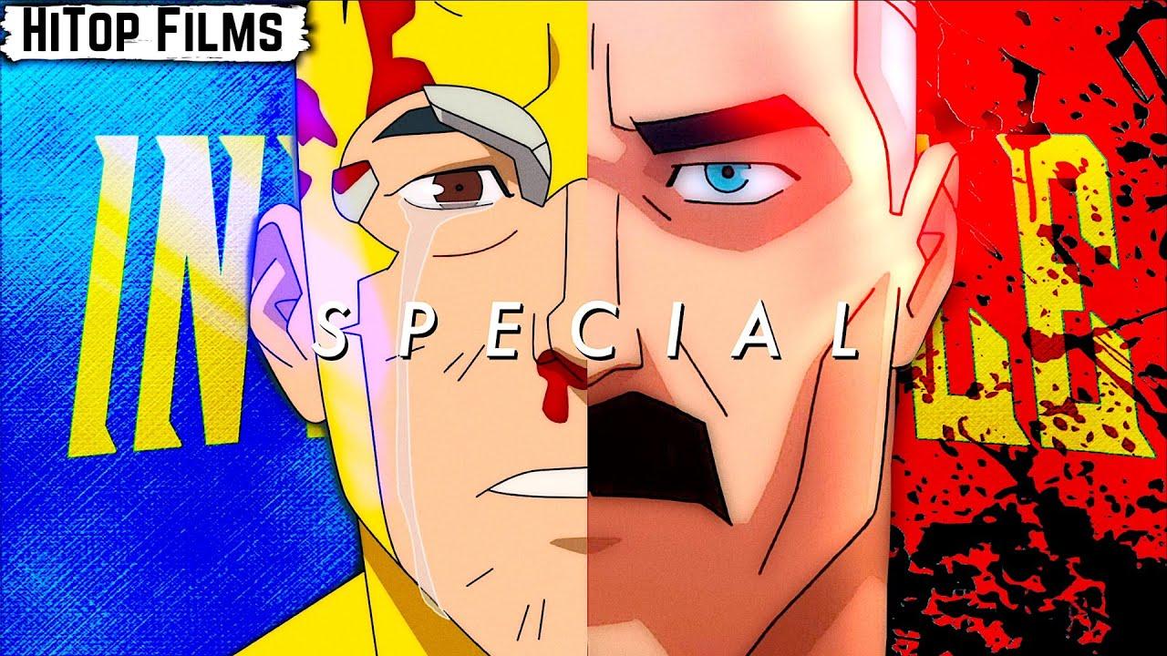 Invincible is Special